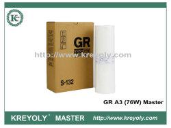 Novo GR 76W/78W A3 Master Digital Roll Venda Quente