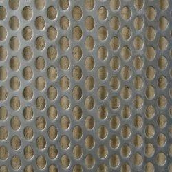 Uma placa metálica perfurada Folha de aço galvanizado Chapa Metálica Cubas Folha Perfurada Wire Mesh Furo Quadrado