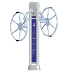 Communauté de plein air des appareils de fitness -bras Wheel-Ty908