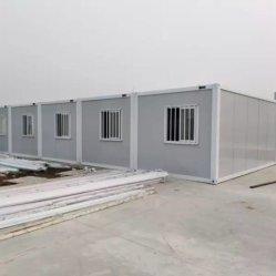 Panneau sandwich Mobile à l'extérieur des murs de la structure en acier conteneur Camping de la chambre