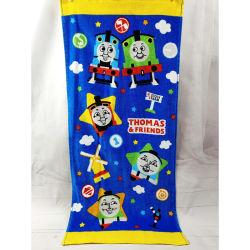 Van het Katoenen van de Gift van de Campagne van het Patroon van het Beeldverhaal van de Kinderen van de zomer de Promotie Grote Handdoek Afgedrukte Handdoek Strand van het Fluweel