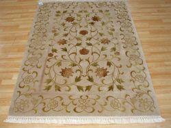 Handgemachte tibetanische Teppiche--01