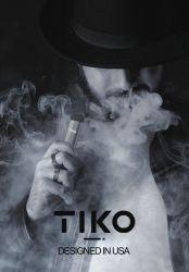 سعر الجملة الأصلي الجديد 800 أطواق القردة Vape ميني Ecig OEM Tiko Ecig للتسوق الدخان