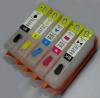 خرطوشة حبر قابلة للتزويد بخرطوشة قابلة لإعادة الملء لـ HP564/HP364/HP178/HP862، بدون شريحة