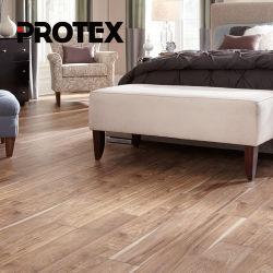 Protex fournisseur prix d'usine Chine Eco Friendly Unilin Valinge Cliquez sur sol en vinyle PVC étanche Cliquez sur un revêtement de sol SPC