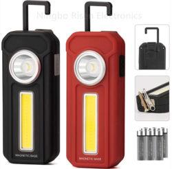 防水 LED 作業灯明るい LED キャンピング・ランタン作業灯 ランプ LED ミニ