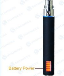 Cigarro eletrônico EGO-T4 LED de torção
