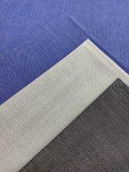 Trecho de poliéster de alta Spandex Algodão Jeans Denim Suit Fabric para mulheres e crianças Sarjado Jeans