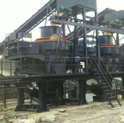 Capacity 800의 인공 모래 제조용 새 모래 제조업체 ph
