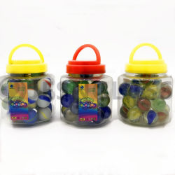 Los niños juguetes de vidrio, mármol, cristal Ball, Juego de botellas PET