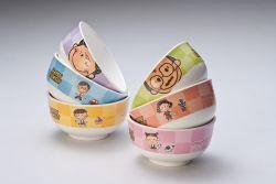 Familia Feliz Series/Kids' Series Houseware/Caja de seguridad en lavavajillas/vajilla