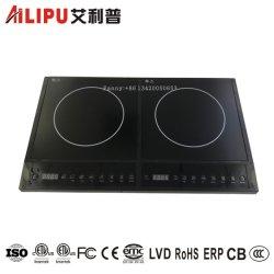 Cheap Accueil appareil de cuisine 2 Brûleur cuisinière électrique/Table de cuisson à induction/cuisinière induction