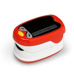 Pulsioxímetro dedo de la presión arterial de la oximetría de Monitor de Ritmo Cardíaco Monitor de la oximetría de SpO2 Sin Batería para Mujeres Hombres niños