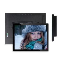 لوحة الإدخال والإخراج الرقمية PCAP المتكاملة قياس 15.6 بوصة افتح الإطار شاشة اللمس شاشة العرض شاشة اللمس