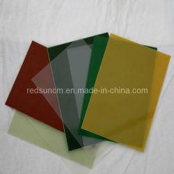 Отсутствие короткого замыкания эпоксидной смолы стекла ткани листа ламината (FR4 G10, G11)