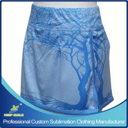 Sublimação personalizado vestido de desportos de mulheres para as mulheres roupas saia do atleta