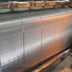 Saia/normale/inverso/rete metallica d'inversione del tessuto del Dutch della saia per il filtro