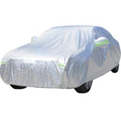 Tampa de VD impermeável de folha de alumínio aluguer de cobrir o SUV faixa verde