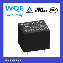 Relé de alimentação para electrodomésticos &utilização industrial de sensibilidade do contacto de relé de PCB