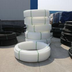 Tubo bianco di irrigazione dell'HDPE con l'alta qualità