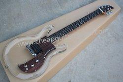 Usine Nouvel Acrylique Crystal guitare, poutre et corps en acrylique