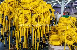 General Electric 3 Cable de 30 amp de Pelo el cable, 6-pies ETL UL