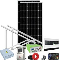 op van PV van het Zonnepaneel van het Net de ZonneGenerator van de Omschakelaar van de Macht