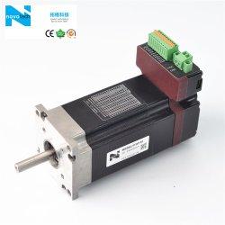 Sistema de servo-motor de baixa voltagem DC para fácil instalação