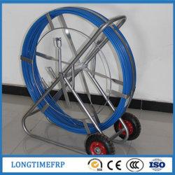 10мм*100м стеклянный оптоволоконный канал Rodder кабелепровод змея рулевой тяги