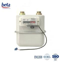 중앙 증명된 격막 가스 미터 G4 (S)