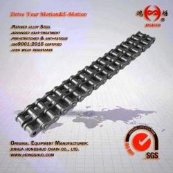 Chaîne à rouleaux de chaîne renforcée BS/DIN standard chaîne 12b-2r