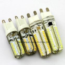 Напряжение питания на заводе внутреннего освещения светодиодные лампы G9 3W 4W 5 Вт AC220V