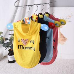 Sommer-Breathable BaumwollFacric gedruckte Shirt-Haustier-Kleidung