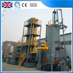 Haiqi Ordures ménagères est convertie en énergie Power Plant de machines et matériel de gazéification de pyrolyse des déchets urbains Power Generation
