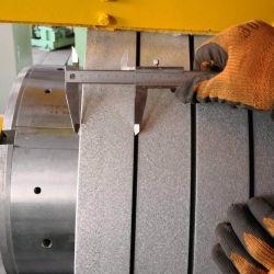 Les bandes en acier galvalume SGCC Couleur métal en acier recouvert de bandes en acier