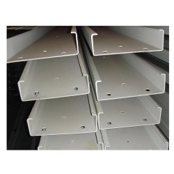 Q235B Ss400 Cold Bending C Type Cold formed Section Steel