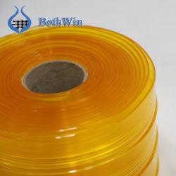 Imprimé rideau de douche transparente en PVC/ PVC Pet rideau de porte