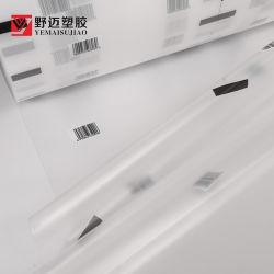 Claro transparente Encapamento de películas de PE de Vedação de calor para frascos de pacote