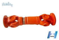 중국 전송 부속 범용 이음쇠 구동축 또는 Cardan 샤프트