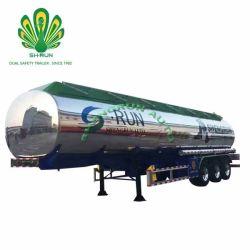 Liga de alumínio leve petroleiro Diesel Carreta
