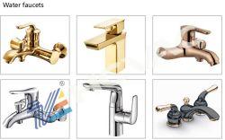 금속 플라스틱 파우트와 욕실 액세서리 PVD 진공 이온 도금 장비, 진공 챔버