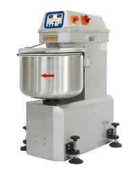 Mescolatore di alimenti planetario automatico fisso di doppia velocità del miscelatore per pasta con la macchina per colata continua