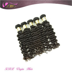 مصنع Xbl بالجملة 100 ٪ من البرازيلية فيرجين البشرية الشعر موجة عميقة
