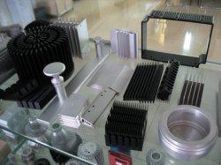 Алюминиевые детали машин -- основного металла экструзии и обработки