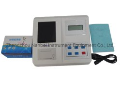 Fast NPK e fase de teste de fertilidade do solo com Certificado ISO
