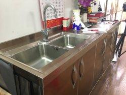 Hoja de acero inoxidable 304 de la decoración de cocina de metal