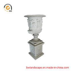 販売Mfd62のための屋外の装飾の花園の大理石図壷
