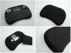 Светодиодный индикатор 2.4G Wireless I8 клавиатуры с мини-клавиатура с подсветкой на складе
