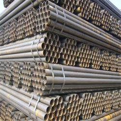 Preço por tonelada de aço estrutural fumar tubo de aço de carbono