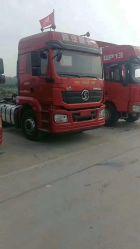 シャンシーの大型トラックのDelong新しいM3000 460 HP 6X4のトラクター